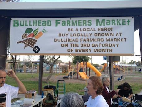 Bullhead Farmer's Market
